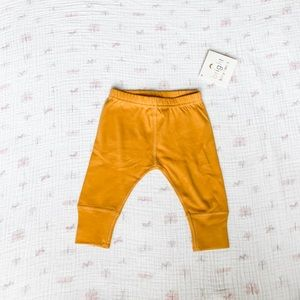 NWT Hanna Andersson Unisex Baby Pants - 0-3 mo.